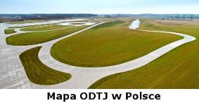 Ośrodki Doskonalenia Techniki Jazdy w Polsce